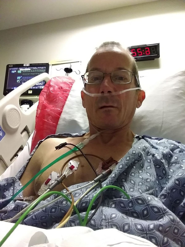 double lung transplant recipient