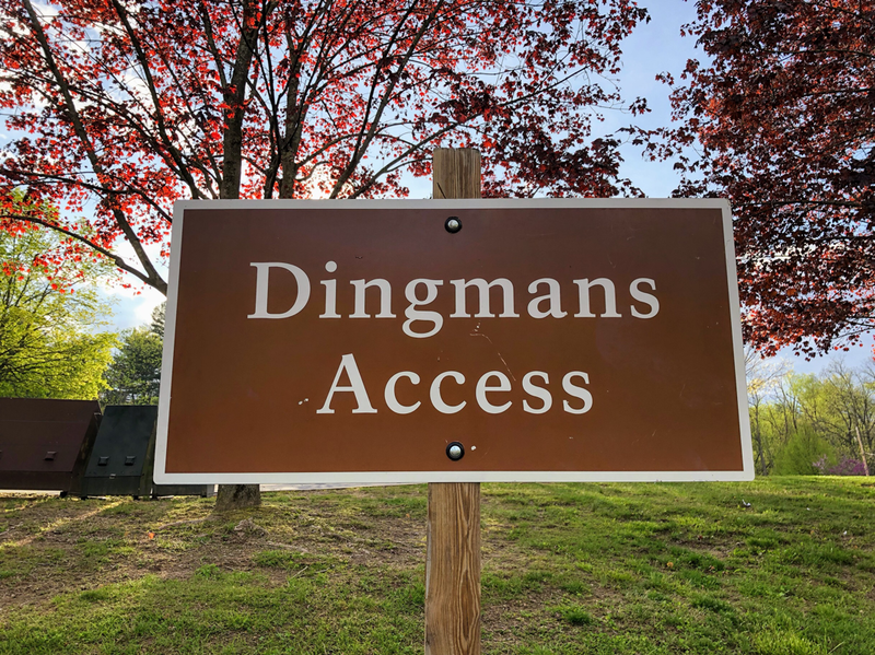 Delaware Water Gap National Recreation Area  - Dingmans Ferry Access National Park Photography Landscapes