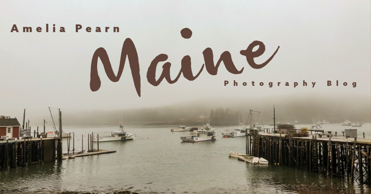 Maine Travel Photography Blog
